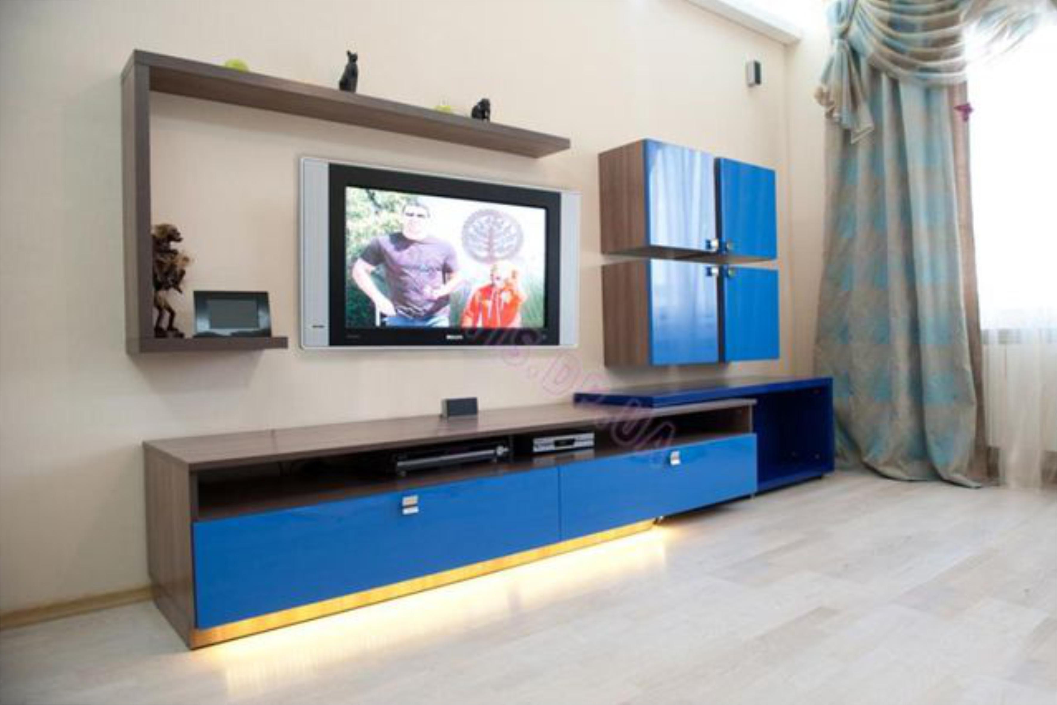 Мебель для гостиной и тв модули на заказ в г.пушкино московс.