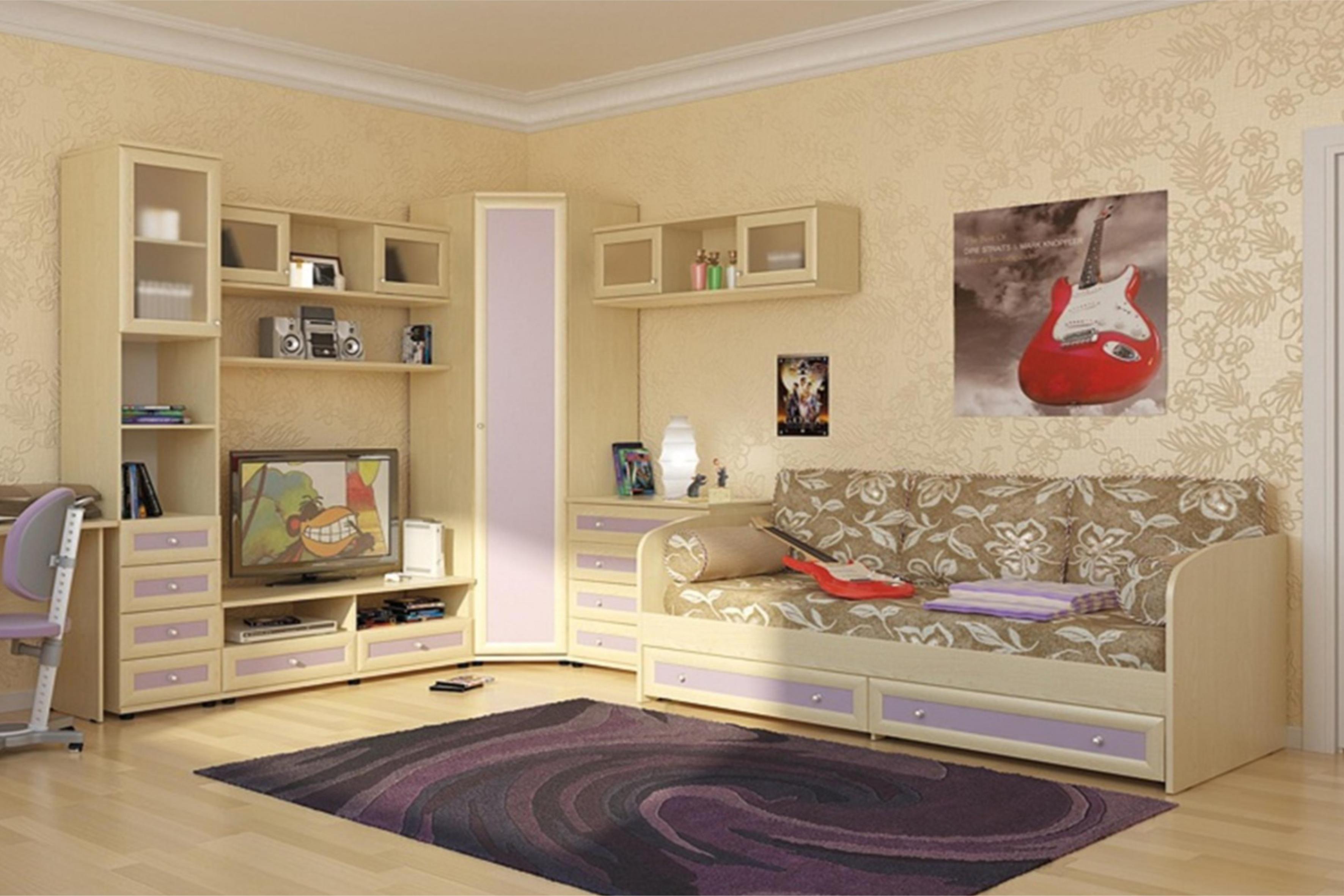 Детская комплект 1 - мебель недорого в москве.