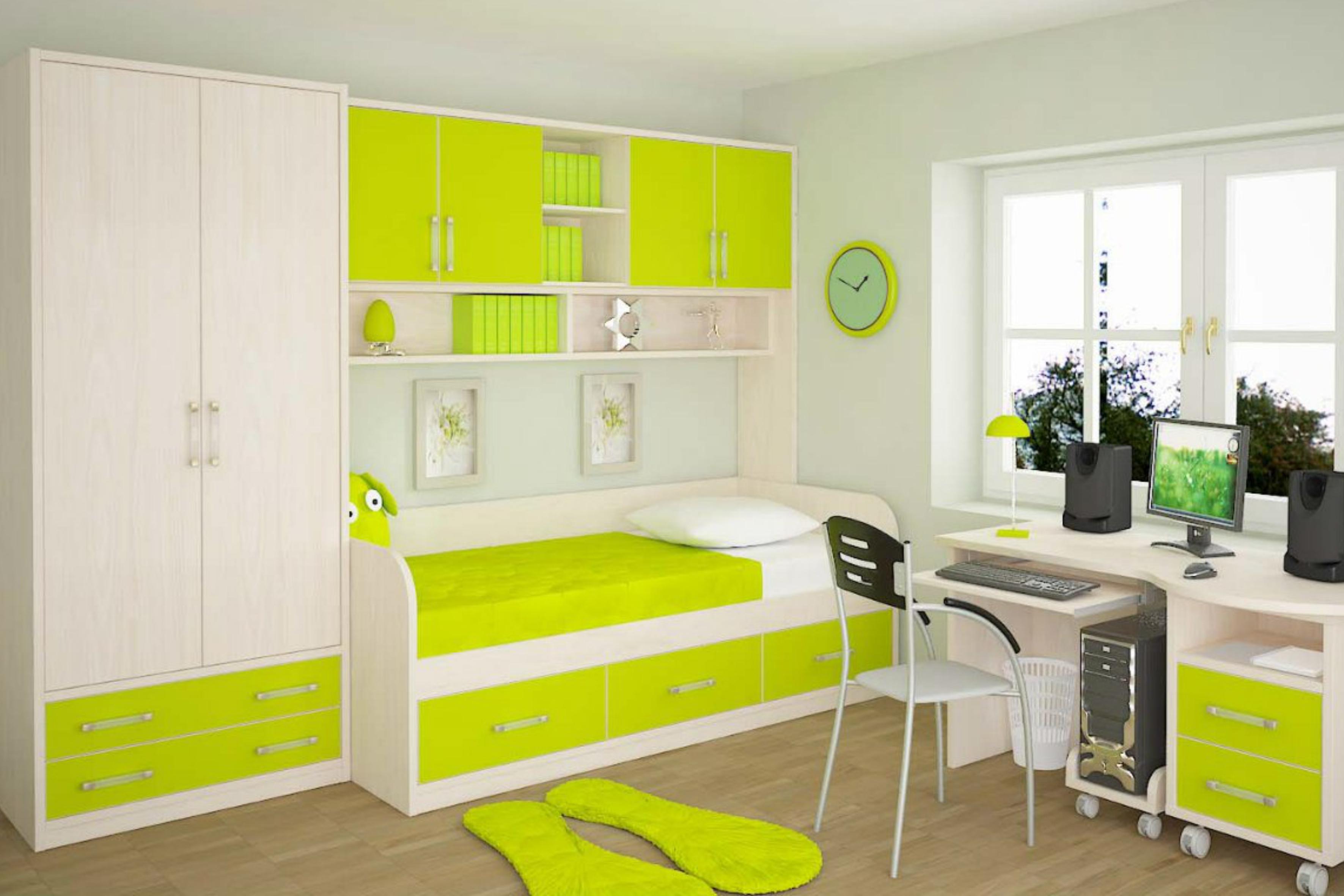 Детские комнаты - bagsi-мебель.