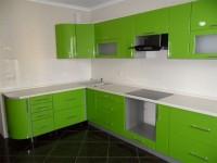 Кухня краска зеленый травяной