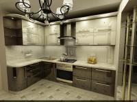 Кухня краска классика