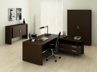 Мебель для офиса венге