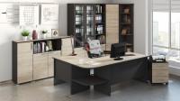 Мебель для офиса светлый-темный
